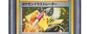 Rarest Pokemon Card In The World Sells for Huge Price
