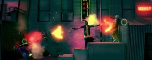 Say Hello To My Friend Pedro; A Sidescrolling Max Payne On Steroids