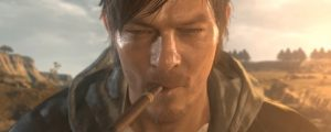 Norman Reedus Looks Awesome In Metal Gear Solid 5