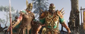 For Honor: Initial Beta Impressions