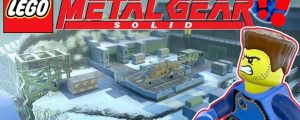 Metal Gear Solid in LEGO Worlds Is Awesome