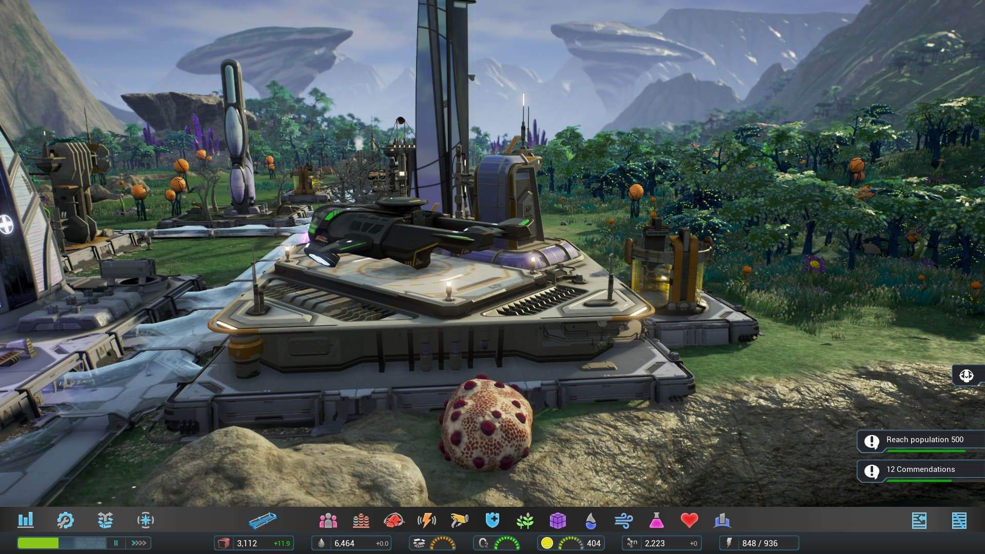 Aven Colony Expeditions Update Preview Grown Gaming