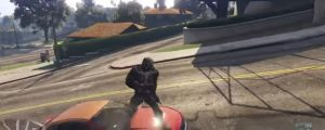 GTA 5 Crysis Nanosuit Mod Turns You Into The Ultimate Weapon