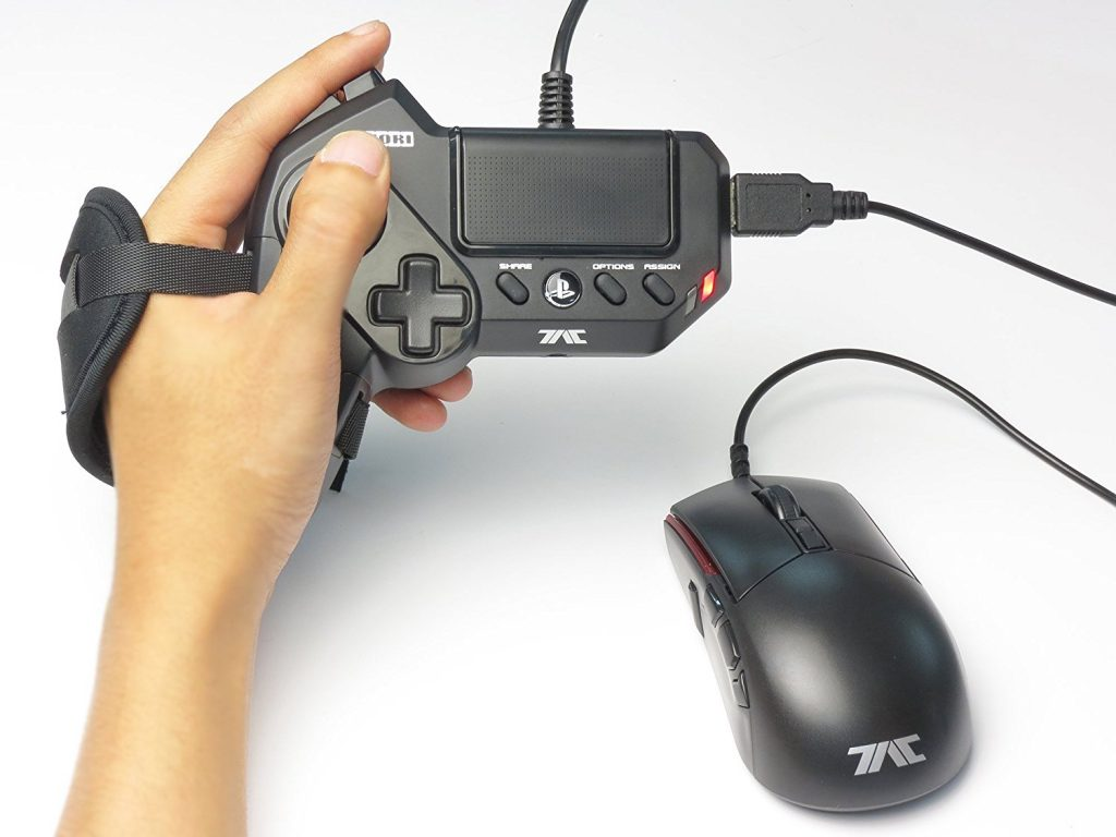Love Using A Gamepad But Want The Accuracy Of A Mouse? Try This.