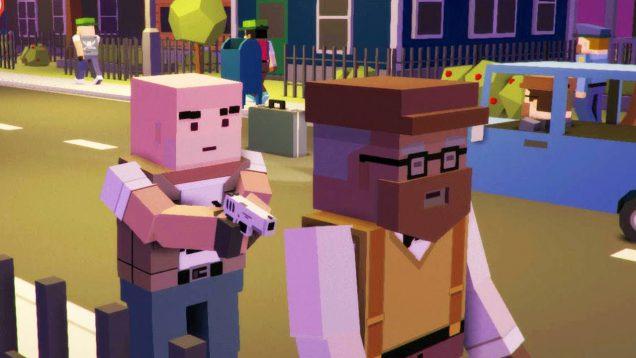 Broke Protocol is GTA Online Meets Minecraft | Grown Gaming