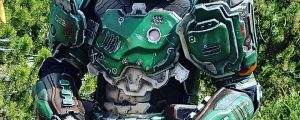 This Doomguy Cosplay Is Incredible