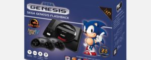 New Sega Genesis Flashback Console is the best one yet