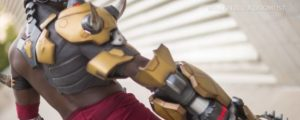 This Doomfist Cosplay Is The Best Overwatch Cosplay Ever