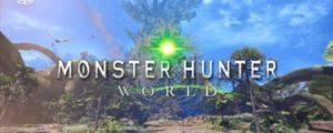 Monster Hunter World – Wildspire Wastes