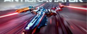 Futuristic Racer Antigraviator Receives Release Date And New Trailer