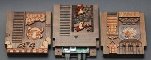These Wooden NES and SNES Cartridge Raspberry Pi Cases Are Incredible
