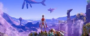 Planet Alpha Might Just Be The Best Looking Platformer Ever