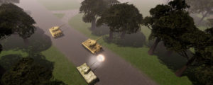 Re-Enact Epic WWII Tank Battles In Battle Fleet: Ground Assault
