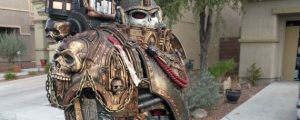 This Space Marine Cosplay Is Mind-Blowing!
