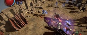 Path Of Exile On PS4 Might Be A Replacement For Diablo Fans