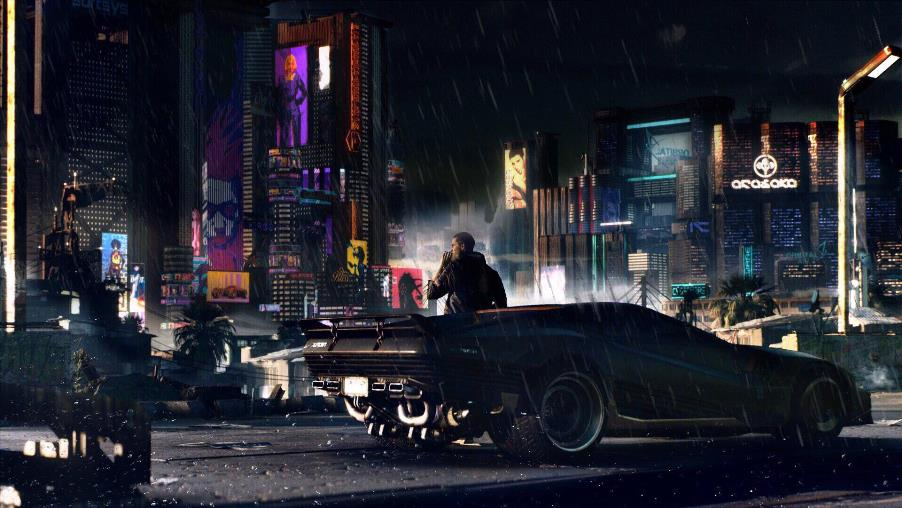 Cyberpunk 2077 Gameplay Might Not Be For The Faint Hearted, Writer Says